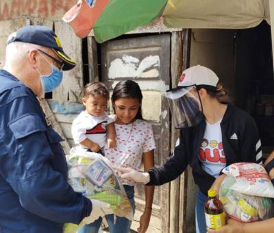 Los hombres que llevan bienestar a las comunidades en tiempos de crisis