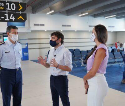 Pedirán prueba negativa de Covid-19 a viajeros internacionales