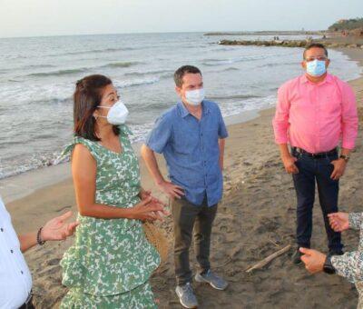 Solicitan terminar con los cierres de playas en Atlántico