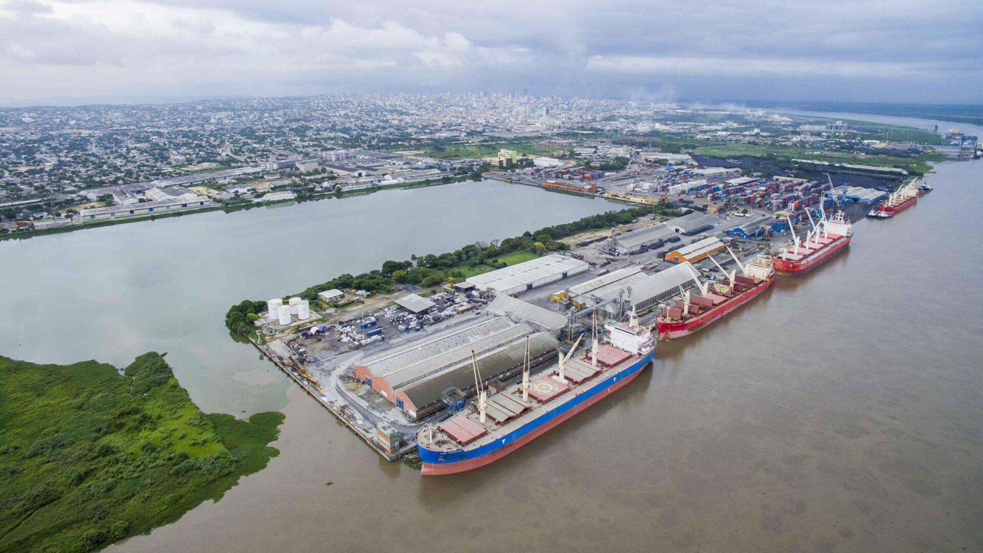 Acciones para recuperar la confiabilidad en el puerto de Barranquilla