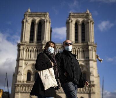El confinamiento regresa este viernes a Francia
