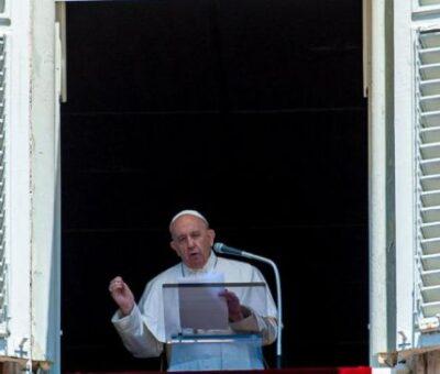 El Papa Francisco defiende por primera vez la unión civil entre homosexuales