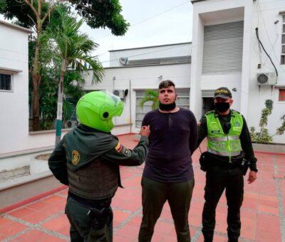 Cae uno de los 'influencer' que dio paletas de jabón a habitantes de calle en Cartagena