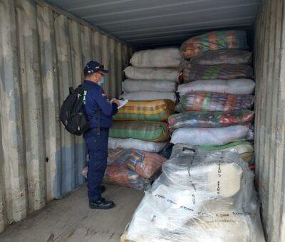 Fededepartamentos entrega ayudas a comunidad de San Andrés