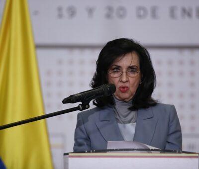 Colombia no reconoce elecciones legislativas en Venezuela