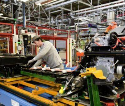 Cae la producción industrial en Colombia