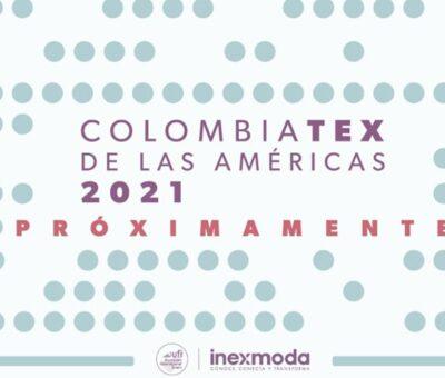 Colombiatex apuesta a realizarse en el segundo semestre de 2021