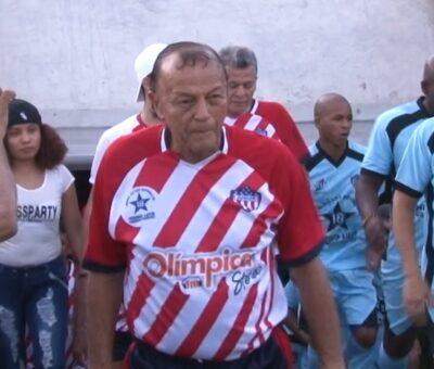 Gabriel Berdugo está en la historia del fútbol colombiano