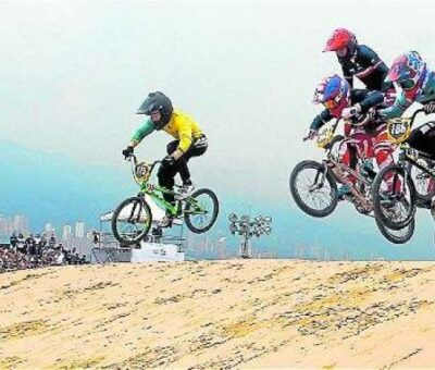 Colombia participará en temporada de BMX en Estados Unidos