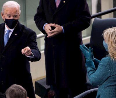 La apuesta de Joe Biden por la unidad de los Estados Unidos