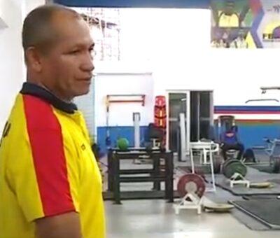 Despiden al entrenador de la Federación Nacional de Pesas