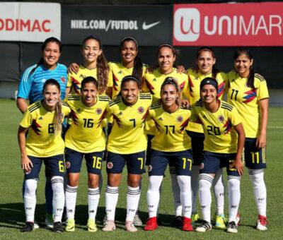 ¿Hay discriminación de la Selección Colombia Femenina?