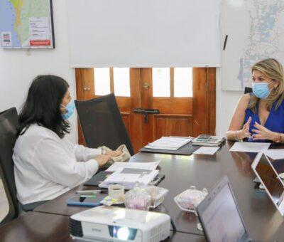 Verifican condiciones para la presencialidad académica en Santa Marta