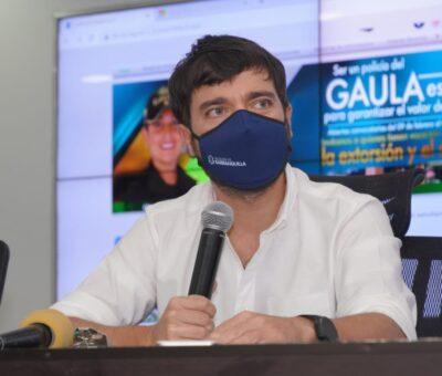 Pumarejo pide a sociedad civil socializar mensaje de autocuidado en Barranquilla