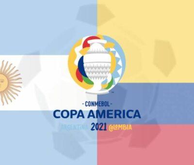 ¿Se repetirá la historia de Colombia en la Copa América?