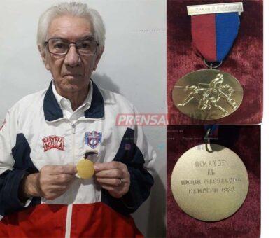 """""""Moncho"""" Rodríguez: un gol inolvidable"""
