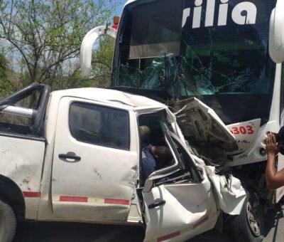 Tragedia en Ponedera: accidente dejó tres muertos