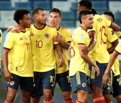 Colombia debe ganar en casa si quiere clasificar directamente a Qatar 2022