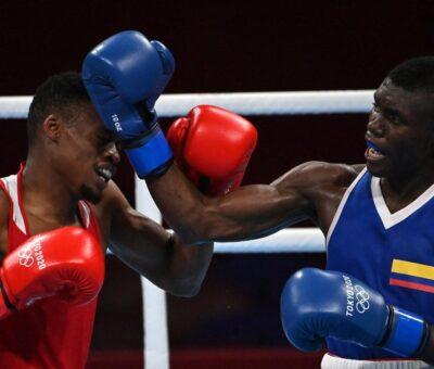 El boxeo colombiano está en la pelea olímpica