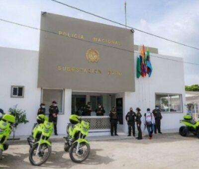 Refuerzan seguridad en la isla de Barú con nueva subestación