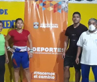La tristeza invade a Oscar Palma, ex pesista olímpico del Magdalena