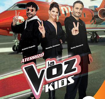 Estas son las novedades de la nueva versión de 'La voz kids'