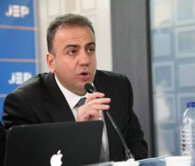 """JEP excluyó a Musa Besaile por """"falta de compromiso"""""""