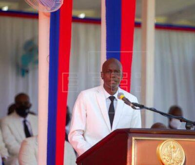 A tiros fue asesinado el presidente de Haití