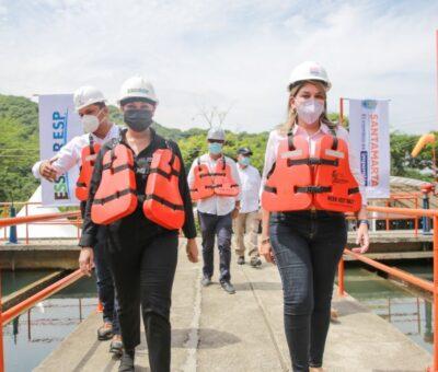342 mil samarios tendrán garantizado el acceso al agua potable