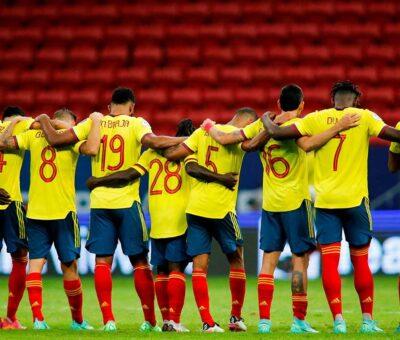 Once jugadores de la Selección, con acumulación de tarjetas amarillas