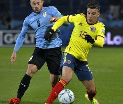 La Selección Colombia se trae un punto de Montevideo