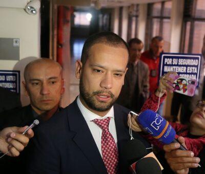 Diego Cadena quedó en libertad por vencimiento de términos